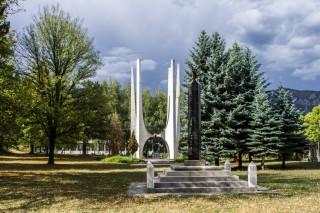 KNJAŽEVAC MEMORIAL PARK